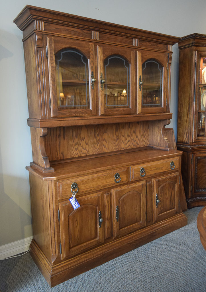 Temple stuart buffet hutch new england home furniture consignment New home furniture bekasi