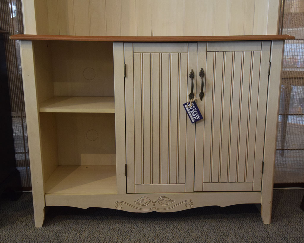 Country Kitchen Buffet Hutch