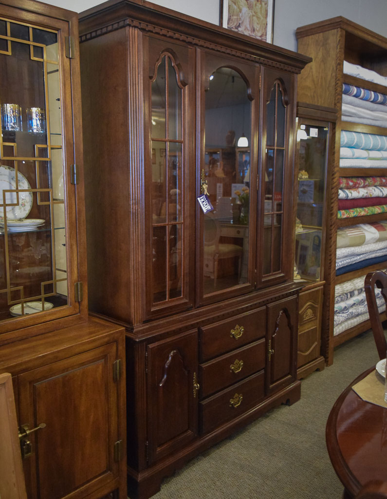 Broyhill Buffet Hutch New England Home Furniture Consignment
