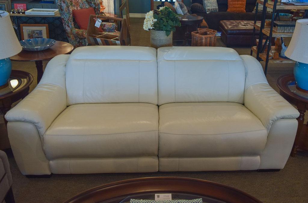 Giovanni Leather Sofa