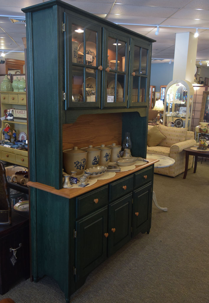Canadel Buffet Hutch New England Home Furniture Consignment