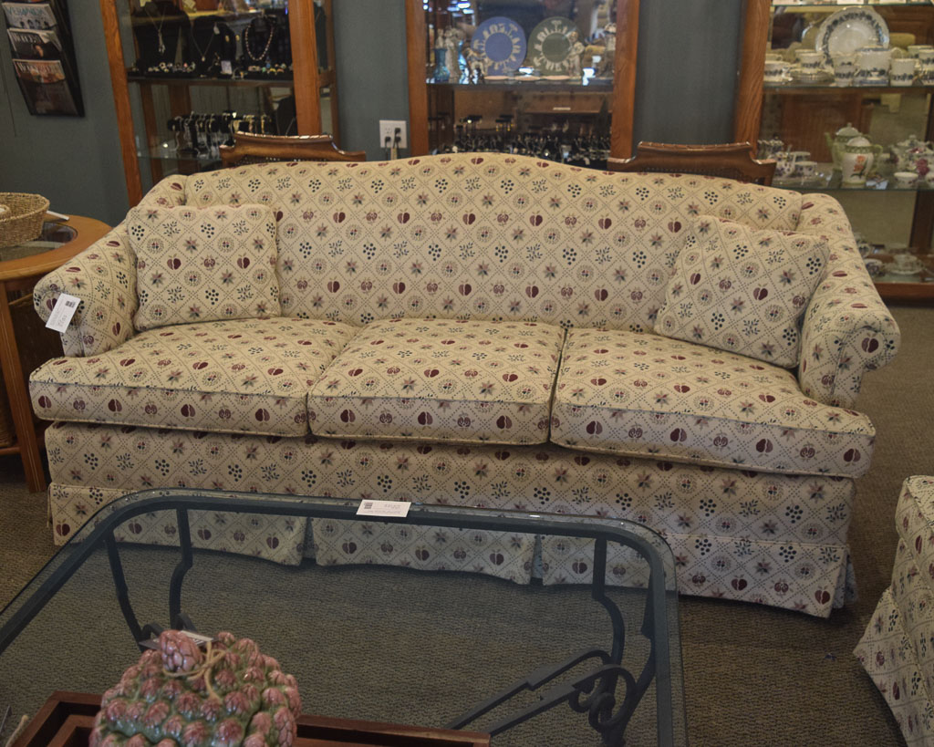 Clayton Marcus Sofa New England Home Furniture Consignment
