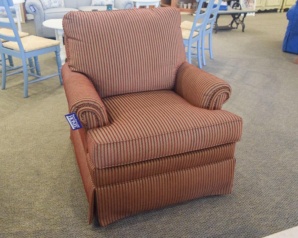 Ethan Allen Swivel Chair