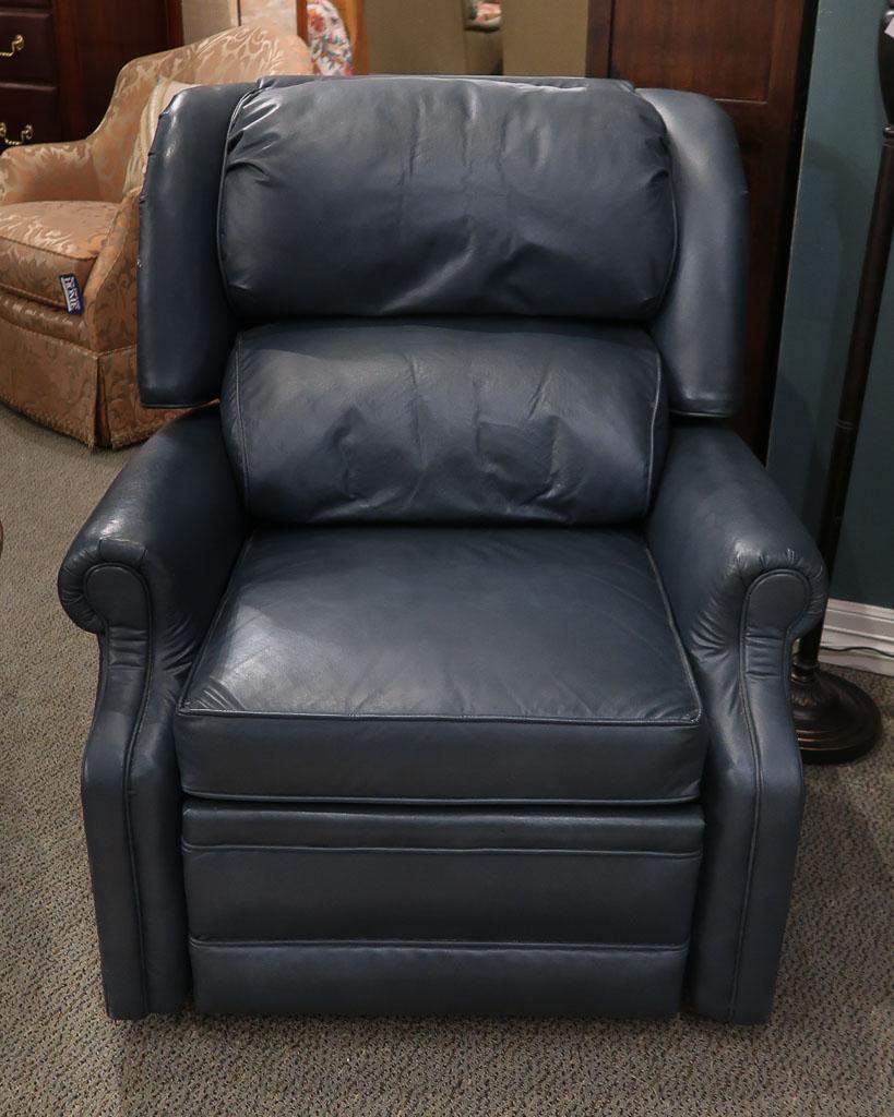 Pleasing Ethan Allen Leather Recliner Short Links Chair Design For Home Short Linksinfo